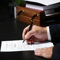 Заявление на материальную помощь в связи со смертью родственника: образец в 2020 году