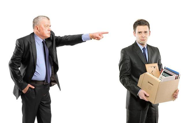 Увольнение в административном отпуске по собственному желанию