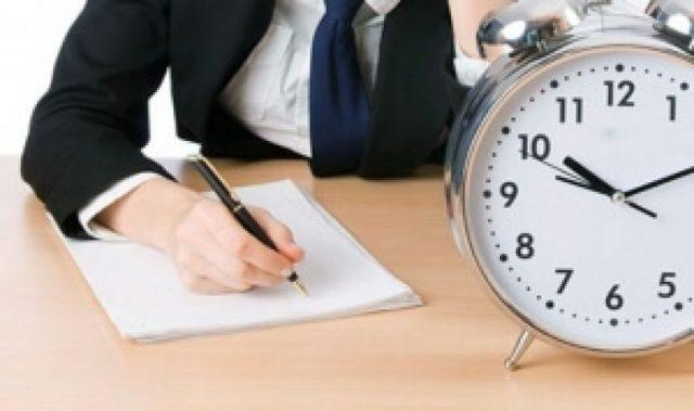Отпуск по беременности и родам в табеле учета рабочего времени: образец в 2020 году