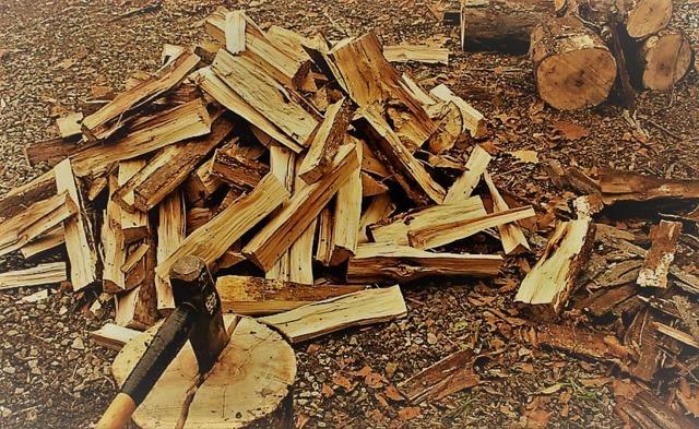 """Как смастерить в гараже """"вечное полено"""" и платить за дрова в 3 раза меньше"""