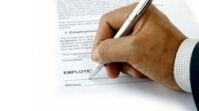 Заявление о приеме на работу на время декретного отпуска: образец в 2020 году