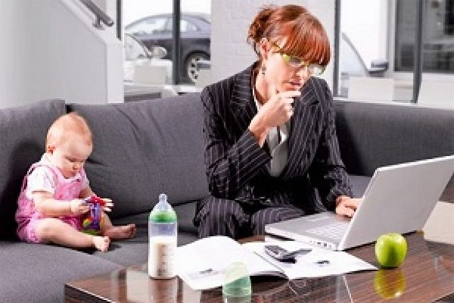Работа по совместительству во время отпуска по уходу за ребёнком