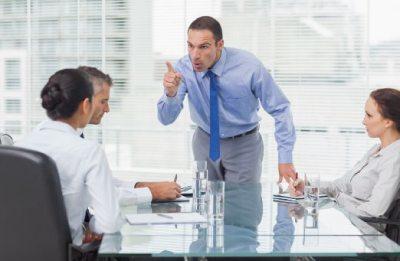 Приказ о дисциплинарном взыскании в виде увольнения