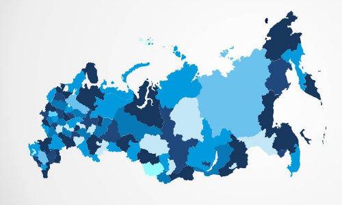 Районный коэффициент по регионам России в 2020 году
